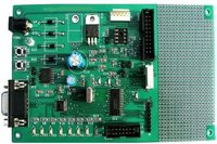 Electronic Development Board (Msp430)