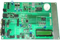 Electronic Development Board (Msp430f149)