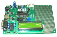 Electronic Development Board (Pic18f2550)