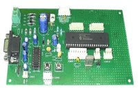 Electronic Development Board (Dspic40 Pin)