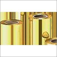Holographic Gold Foils