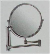 Shaving Magnifying Mirror Rod Type