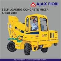 Self Loading Mobile Concrete Mixer (Argo 2000)