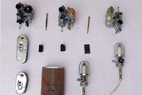 Three Wheeler Carburetors And Filters