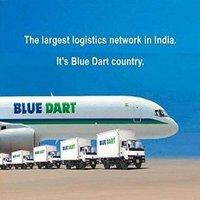 Courier Services (Blue Dart)