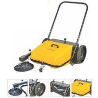 Manual Hand Pushed Sweeping Machine