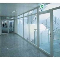 Aluminium Door Fabrication Services