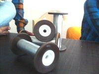 Alluminium Doubler Bobbin