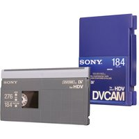 Sony DVCAM Video Tape