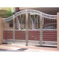 Mild Steel Gate Fabrication Service