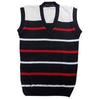 Casual Sleeveless Knitted Sweaters