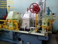 Used Steam Turbine