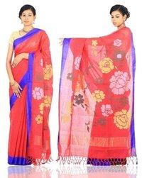 Designer Khadi Saree