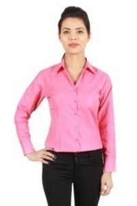 Stylish Ladies Formal Shirt
