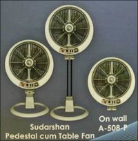 Sudarshan Pedestal Cum Table Fan