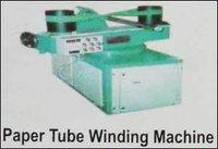 Paper Tube Winding Machine