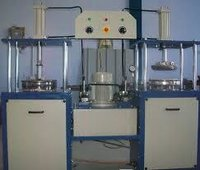 Automatic Plastic Plate Making Machine