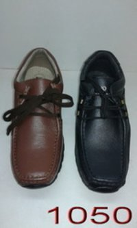 Brown Flat Formal Shoes