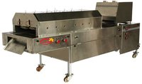 Double Conveyor Chapati Machine