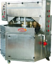 Round Type Chapati Machine