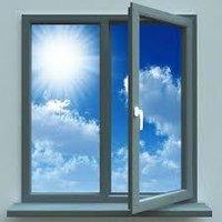 Colored Steel Window