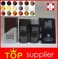 Fully 18 Colors Plant Hair Fibers Powder