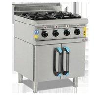 Gas Fired Cooker (Je -Sog 660)