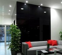 Modern Back Painted Glass