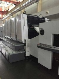 Die Cutting Offset Press Box Pack Machine