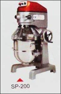 Planetary Mixer (SP-200)