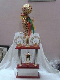 Golden Ball Cone Trophy