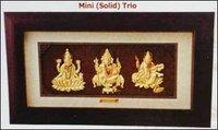 Golden Mini (Solid) Trio