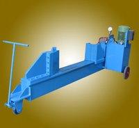 Log Splitter Machine