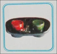 Red And Green Push Button