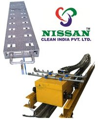 Car Under Chassis Wash System