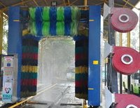 Drying System for Bus and Truck Wash