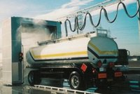 High Pressure Bus And Truck Wash System