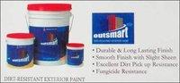 Dirt Resistant Exterior Paint