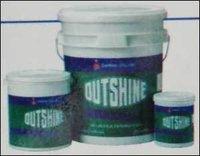 100% Pure Acrylic Exterior Finish