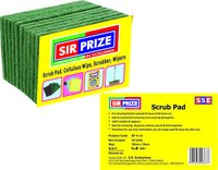 Green Scrub Pad (10 Units)