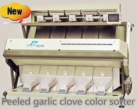 Peeled Garlic Clove Color Sorter Machine