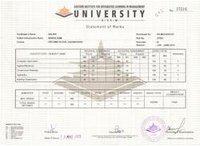 University Marksheet Printing Services