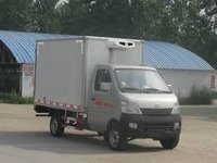 Mini Refrigerated Truck