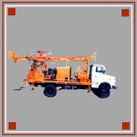 Rotary Cum DTH Drilling Rig (MODEL-RCD-150-660)