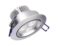 3W LED Ceiling Light Down Recessed Lamp
