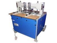 Double Corner Cutting Machine
