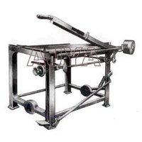 Manual Roll To Sheet Cutter Machine