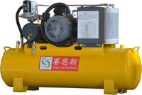 Scroll Compressor Al1.15-10g(10hp With Air Tank)