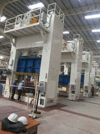 Reconditioning Service of Presses - Sheet Metal, Forging