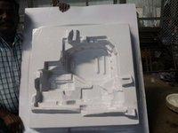 Abs White Tray
